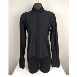 CAbi Full Zip Front Top French Cuffs Style# 246 L